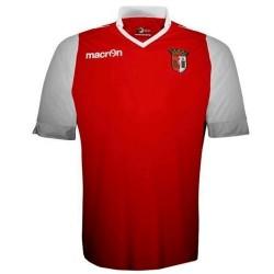 Camiseta de fútbol Sporting Braga 2013/14 casa-Macron