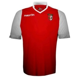 Football Jersey Sporting Braga 2013/14 Home-Macron