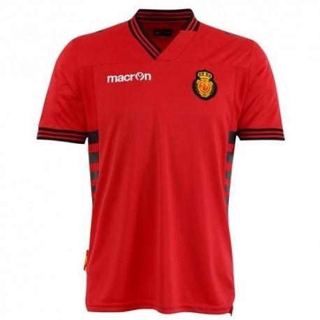 Football Jersey Real Mallorca 2013/14 Home-Macron