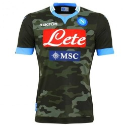 Maglia calcio SSC Napoli Away 2013/14 - Macron