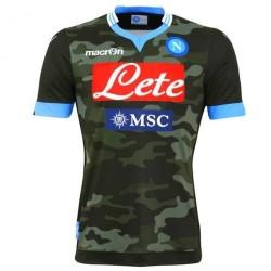 SSC Napoli lejos fútbol Jersey 2013/14-Macron