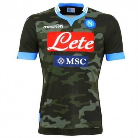 Ssc Napoli Away Soccer Jersey 2013 14 Macron Sportingplus Passion For Sport