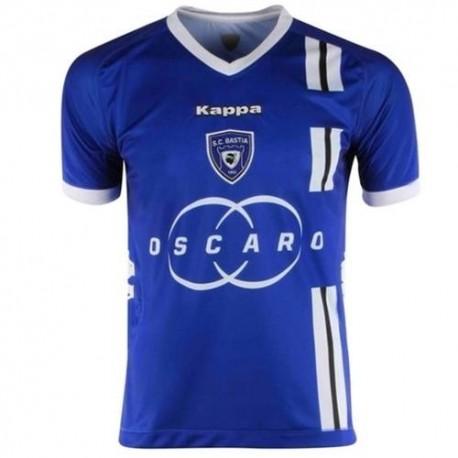 Football Jersey S.C. Bastia Home 2012/13-Kappa