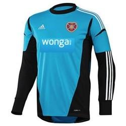 Maglia da portiere Heart of Midlothian Home 2012/13 - Adidas