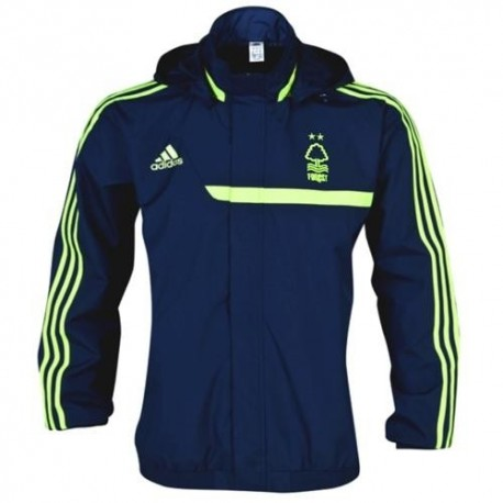 Formation coupe-vent 2013/14 Nottingham Forest Adidas