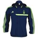 Formación rompevientos 2013/14 Nottingham Forest Adidas