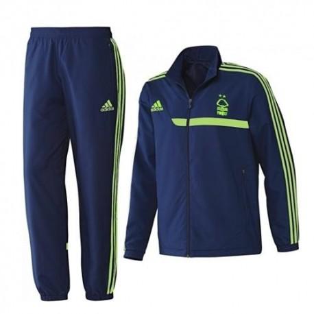 Representante traje 2013/14 Nottingham Forest Adidas