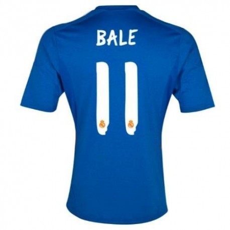 Real Madrid CF Away Jersey 2013/14 Bale 11-Adidas