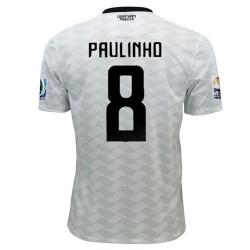 Corinthians Jersey Fifa Club World Cup 2012 Home Paulinho 8-Nike