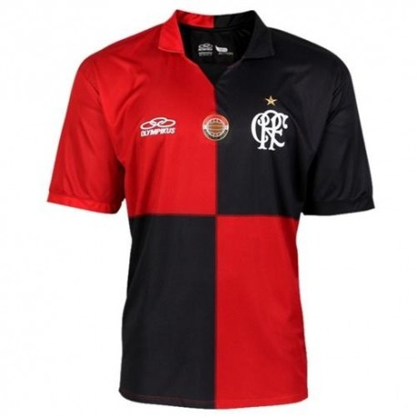 Flamengo Jersey Home 2012 Centenary Edition Wagner Love 99-Olympikus