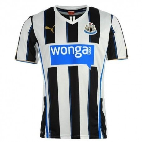 Newcastle Unidos casa camiseta 2013/14-Puma