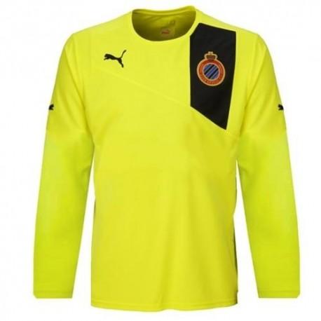 Club Brugge (Brujas) KV lejos 2012/13 de manga larga camisa-Puma