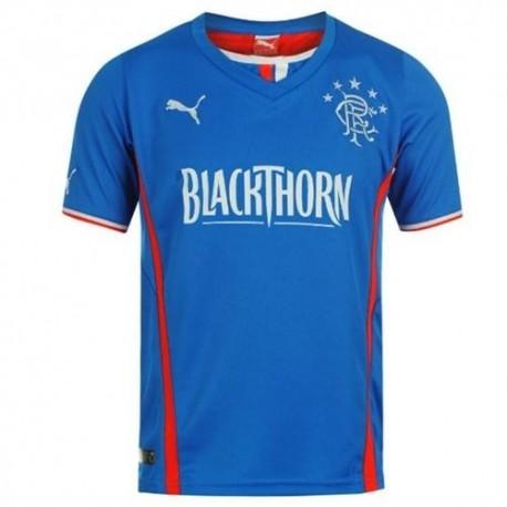 Glasgow Rangers Home Jersey 2013/14-Puma