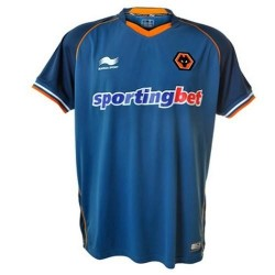 Wolverhampton Wanderers lejos camiseta 2012/13-Burrda