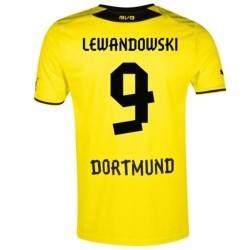 Maglia BVB Borussia Dortmund Home 2013/14 Lewandowski 9 - Puma