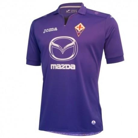 Fußball Trikot AC Fiorentina-Startseite 2013/14-Joma