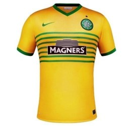 Fußball Trikot Celtic Glasgow entfernt 2013/14-Nike