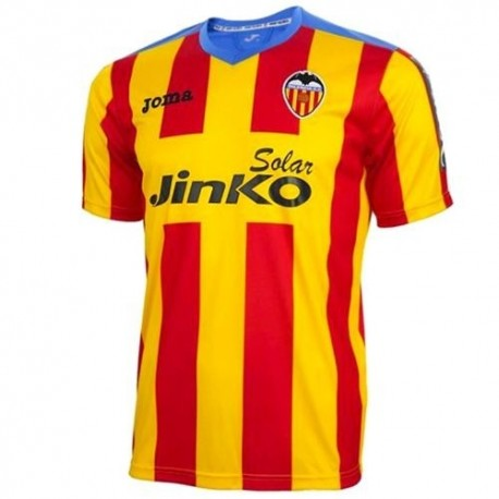 Valencia CF Football Jersey Third 2013/14-Joma