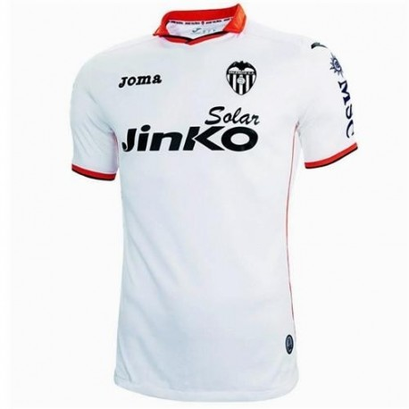 Valencia CF Football Jersey Home 2013/14-Joma