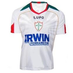 Maglia calcio Portuguesa Away 2012/13 numero 10 - Lupo