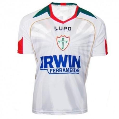 Football Jersey Portuguesa Away 2012/13 number 10 - Lupo
