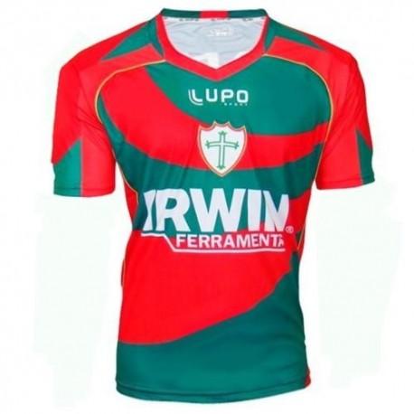 Maglia calcio Portuguesa Home 2012/13 numero 10 - Lupo