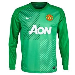 Manchester United Away Torwart Trikot 2013/14-Nike