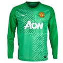 Manchester United Away goalkeeper shirt 2013/14-Nike