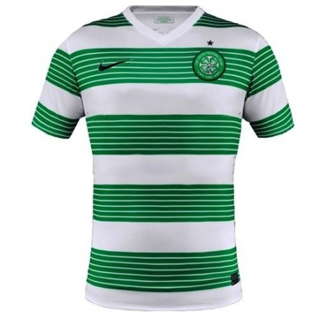 Glasgow Celtic Home football shirt 2013/15 No Sponsor-Nike
