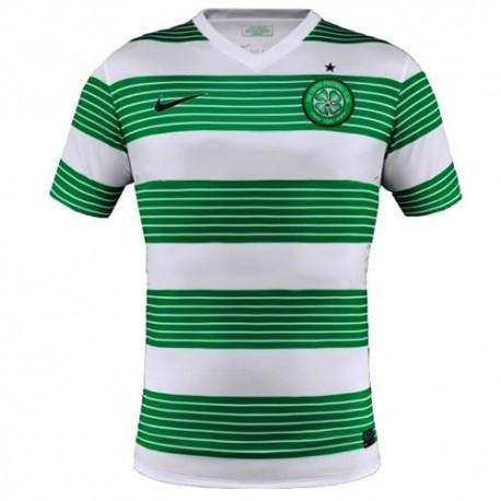 Maillot de foot domicile de Celtic Glasgow 2013/15 sans Sponsor-Nike