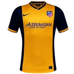 Atletico Madrid Weg Fußball Trikot 2013/14-Nike