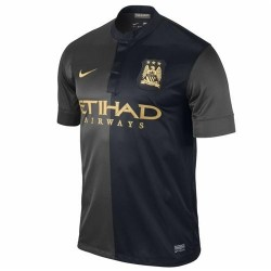 Manchester City Away football shirt 2013/14-Nike