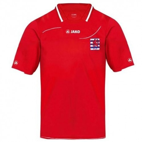 Luxembourg National Soccer Jersey Away 2010/12-Jako