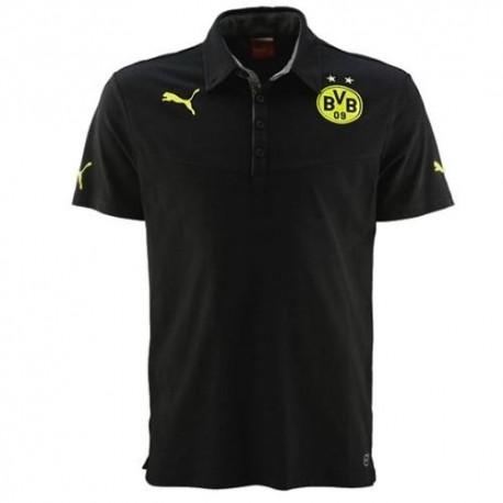 Polo representing BVB Borussia Dortmund 2013/14-Puma