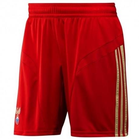 Rusia nacional shorts cortos Casa 2012/13-Adidas