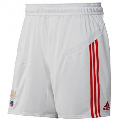 Pantaloncini shorts Nazionale Russia Away 2012/13 - Adidas