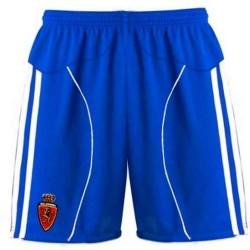Pantaloncini shorts Real Zaragoza (Saragozza) Home 2010/11 - Adidas