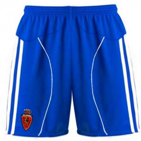 Shorts shorts Home 2010/11-Adidas Real Saragossa (Zaragoza)