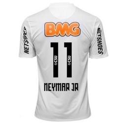 Santos fútbol Jersey casa 2012 centenario Neymar Jr. 11-Nike