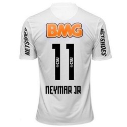 Santos Soccer Jersey Home 2012 Centenary Neymar Jr. 11-Nike