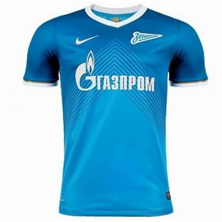 Maglia Zenit San Pietroburgo Home 2013/14 Nike