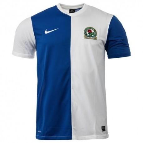 Blackburn Rovers casa camiseta 2013/14-Nike