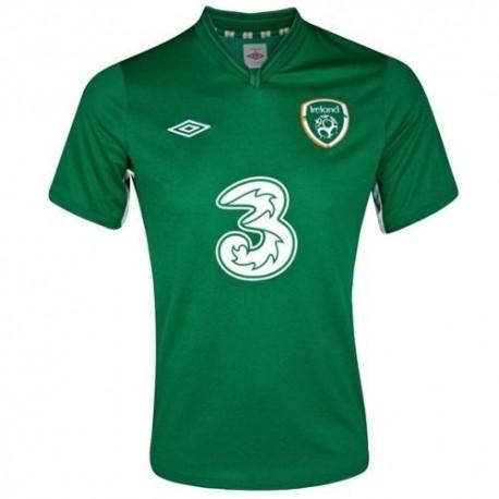 National Jersey Ireland (Eire) 2013-Umbro Home