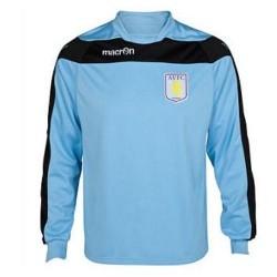 Aston Villa training Hoodie 2012/13-Macron