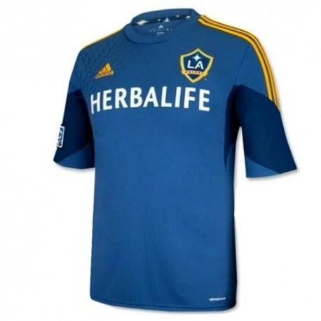 Los Angeles Galaxy Soccer Jersey Away 2013/14-Adidas