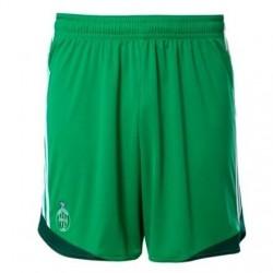 Shorts Saint Etienne Away 2011/12-Adidas Kurze Hose