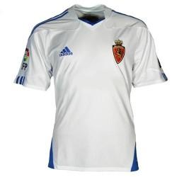 Football, Real Saragosse (Saragosse) maillot domicile 2011/12-Adidas