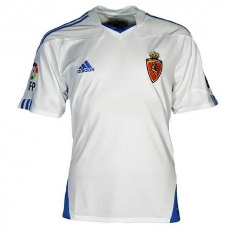 Maglia calcio Real Zaragoza (Saragozza) Home 2011/12 - Adidas