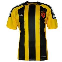 Football Jersey Real Zaragoza (Saragossa) Away 2011/12-Adidas