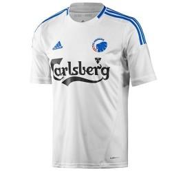 Football Soccer Jersey FC Copenhague maison 2012/13-Adidas
